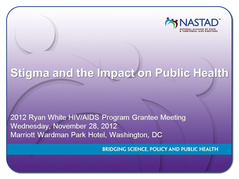 Stigma and the Impact on Public Health