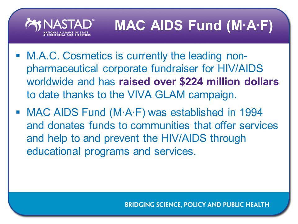 MAC AIDS Fund (M·A·F)