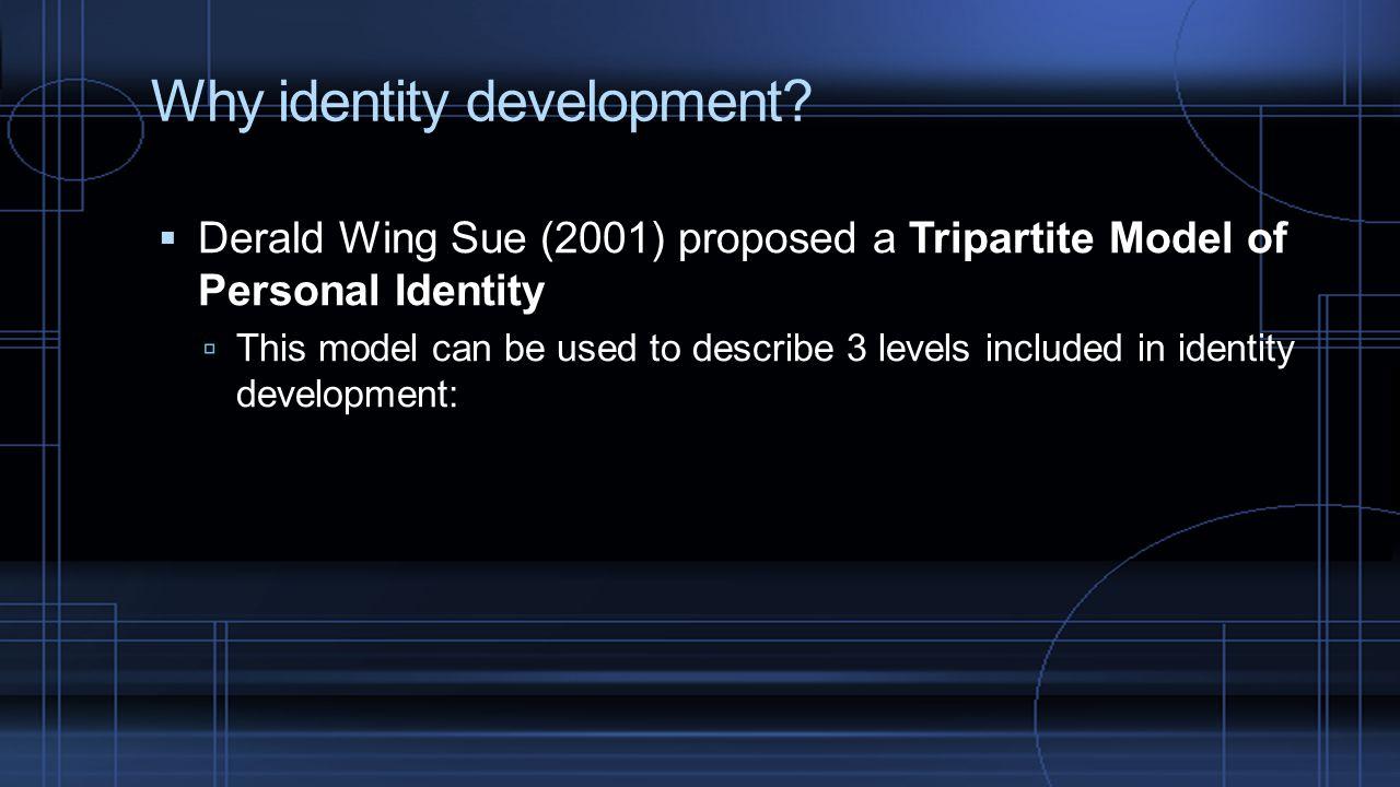 Why identity development