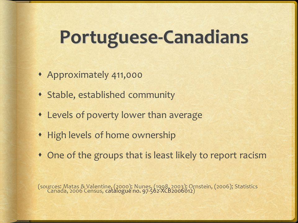 Portuguese-Canadians