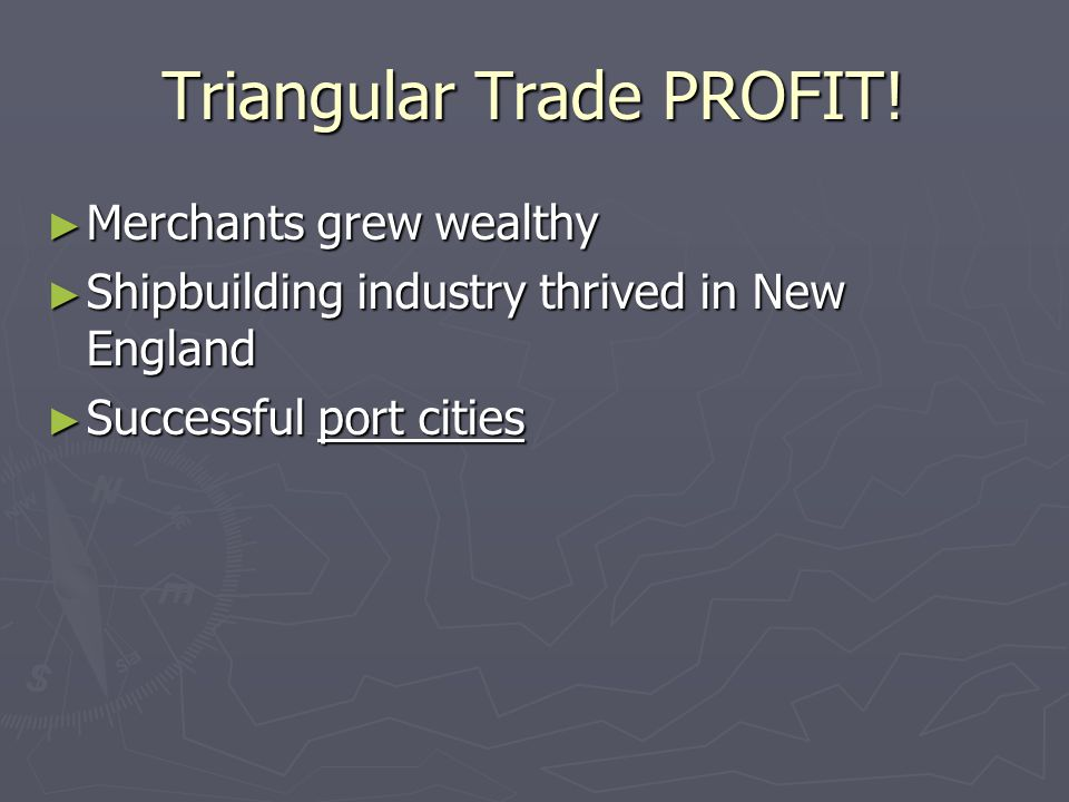 Triangular Trade PROFIT!