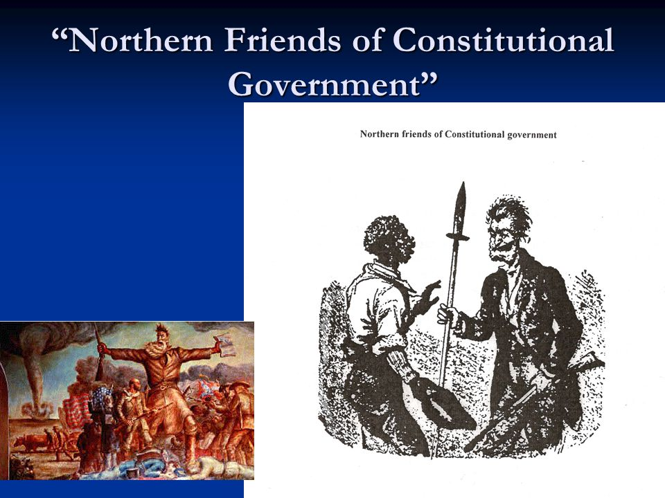 Northern Friends of Constitutional Government