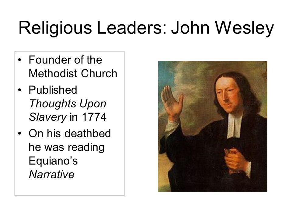 Religious Leaders: John Wesley