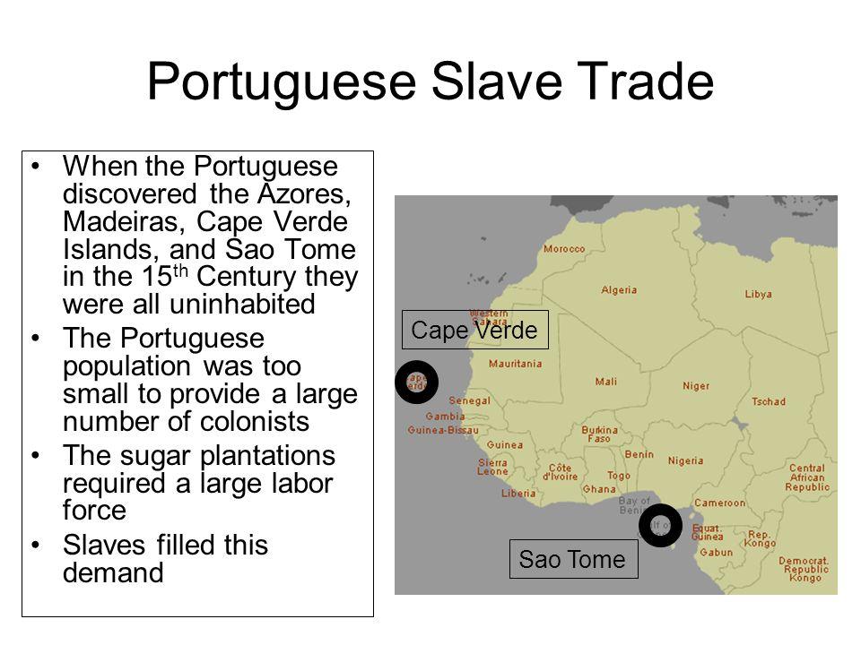Portuguese Slave Trade
