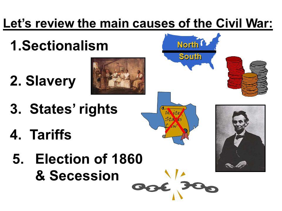 Election of 1860 & Secession