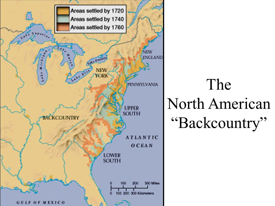 The North American Backcountry