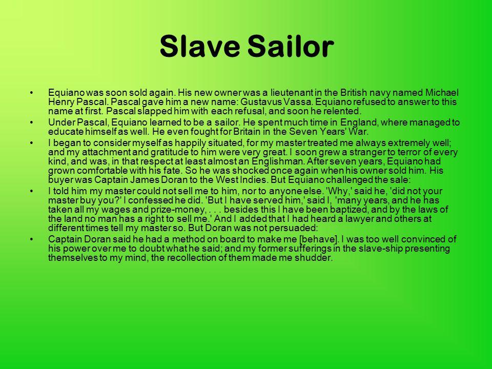Slave Sailor
