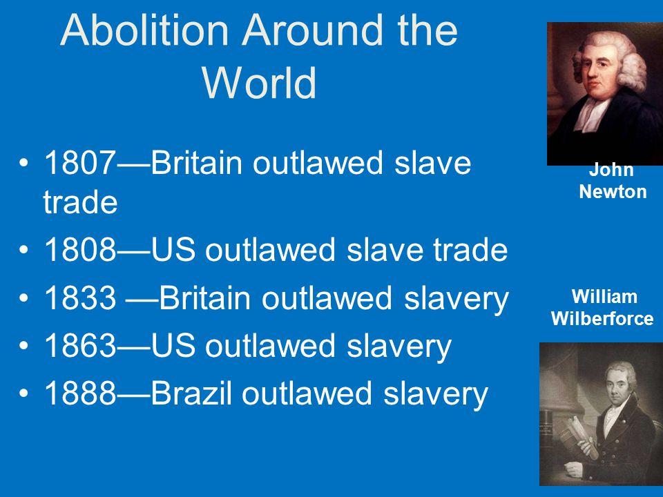 Abolition Around the World
