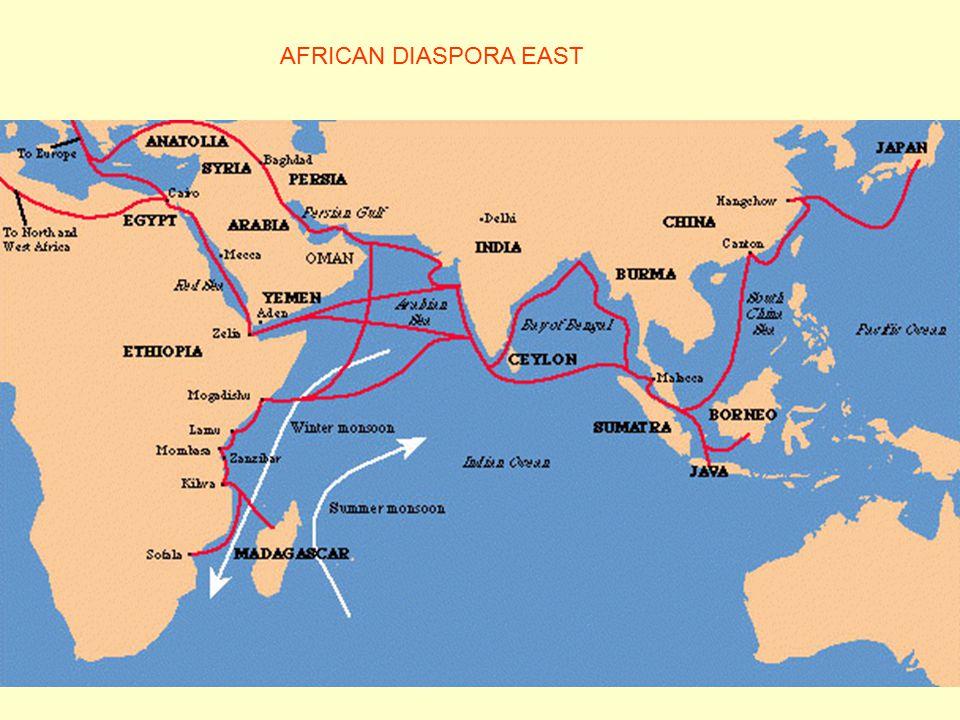 AFRICAN DIASPORA EAST