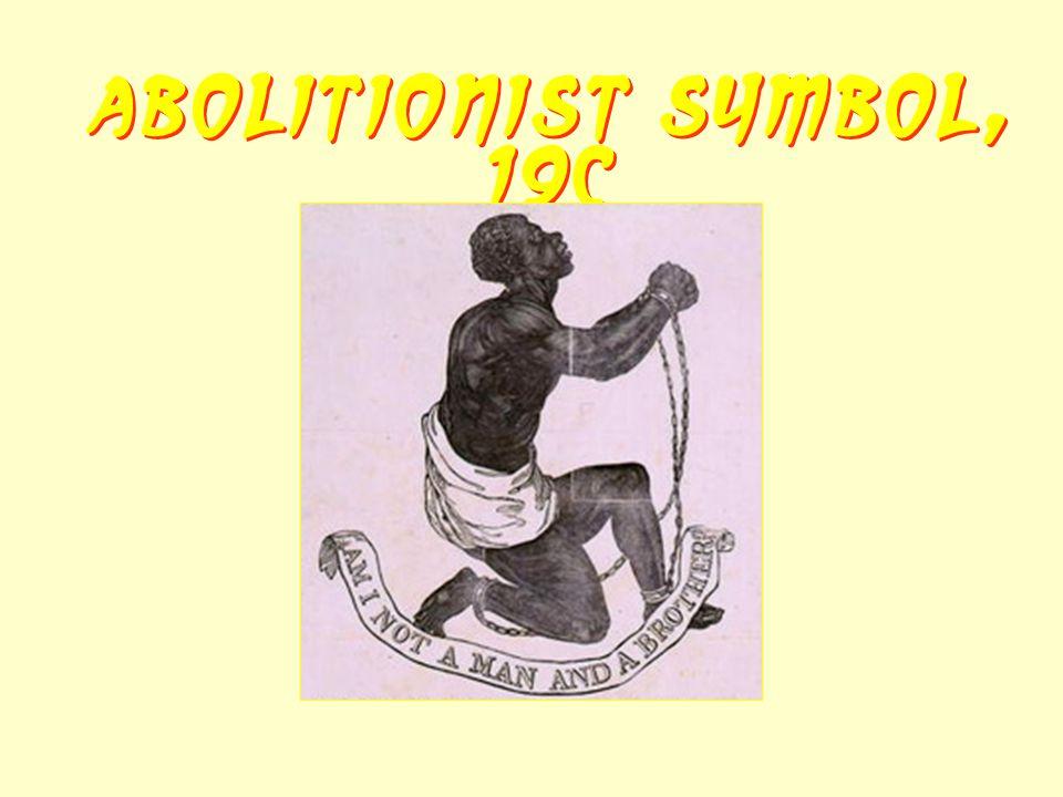 Abolitionist Symbol, 19c