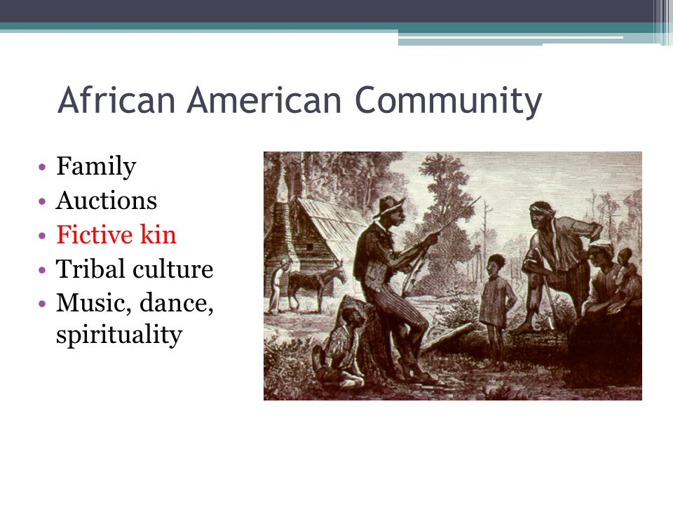 African American Community