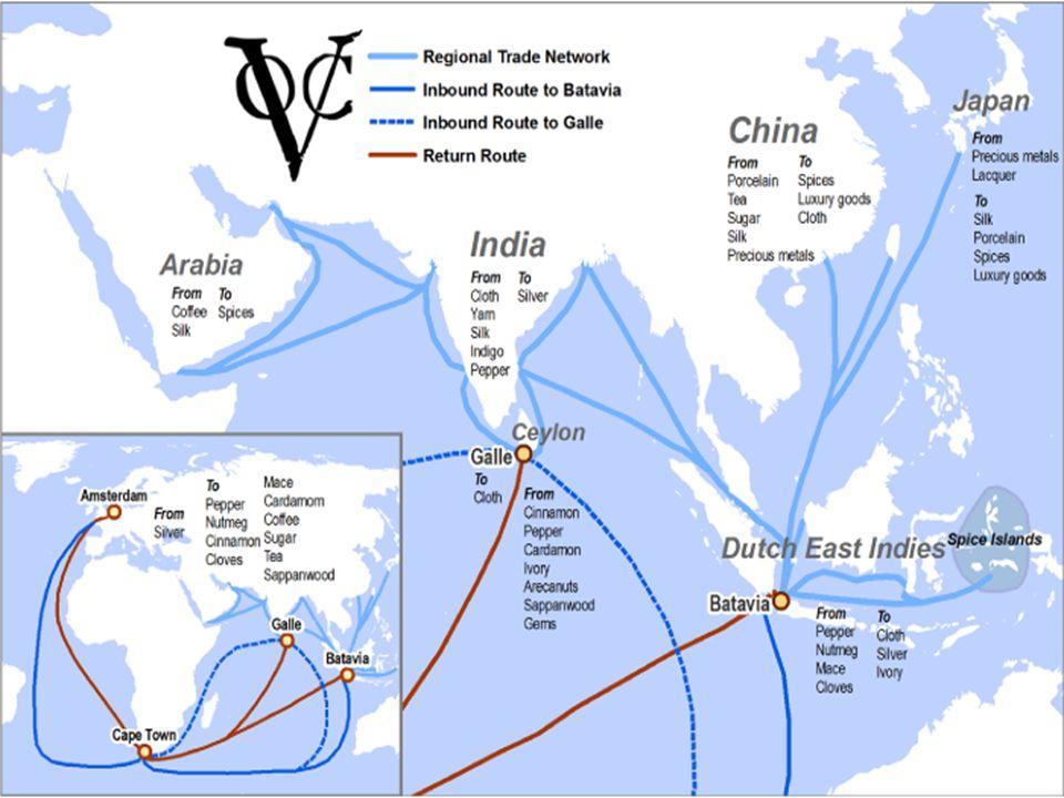 Asian Commerce
