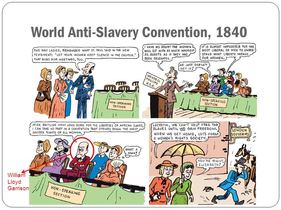 World Anti-Slavery Convention, 1840