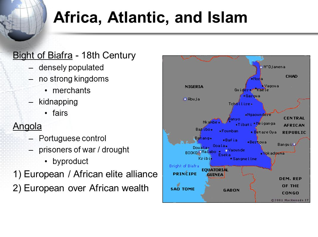 Africa, Atlantic, and Islam