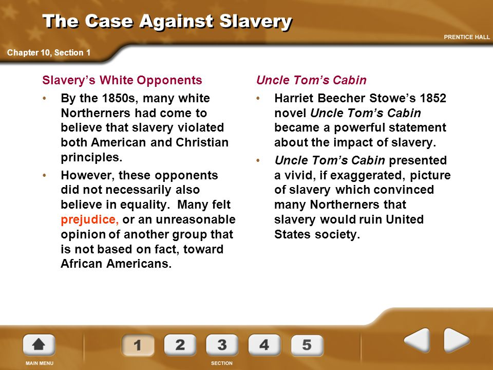 The Case Against Slavery