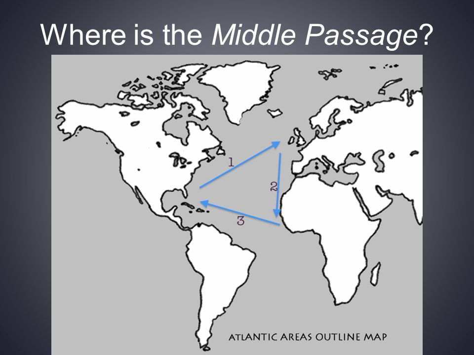 Where is the Middle Passage