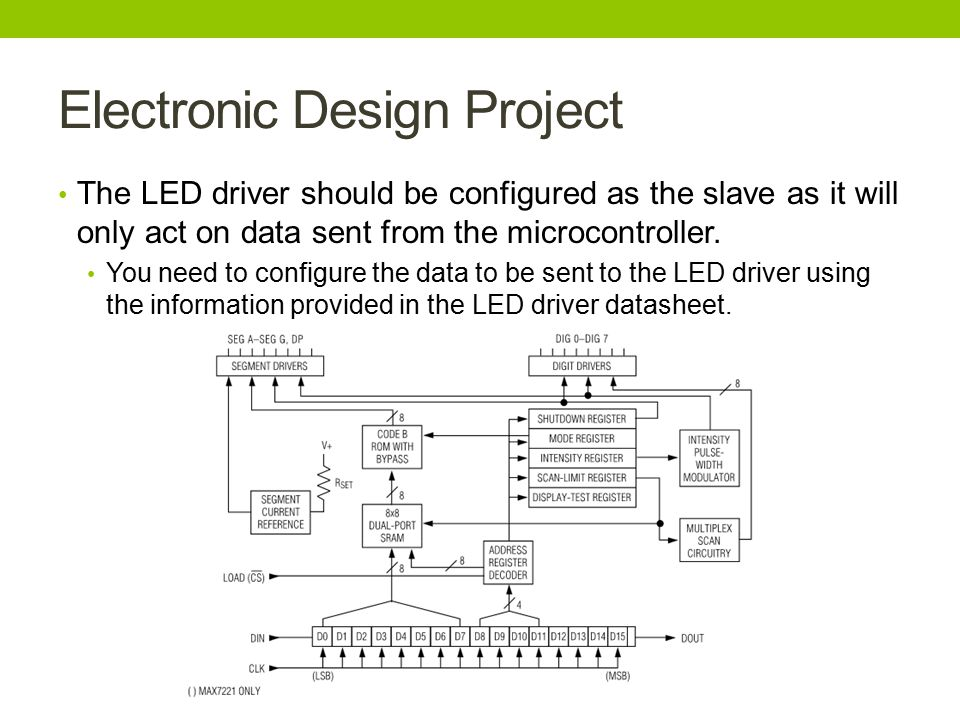 Electronic Design Project