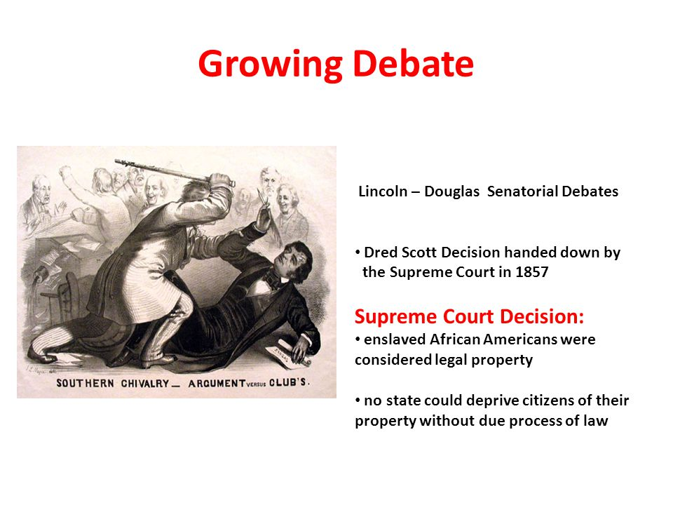 Growing Debate Supreme Court Decision: