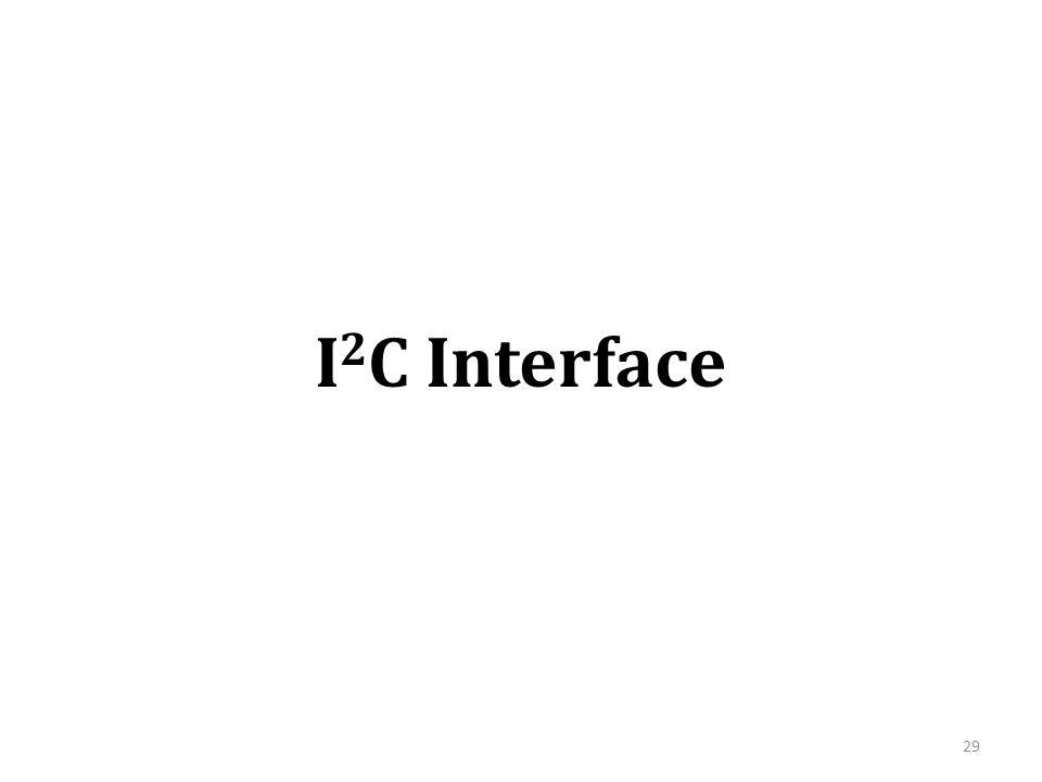I2C Interface