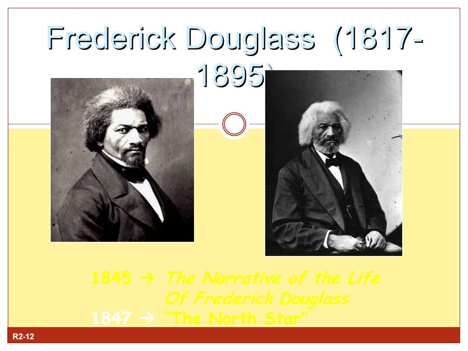 Frederick Douglass (1817-1895)