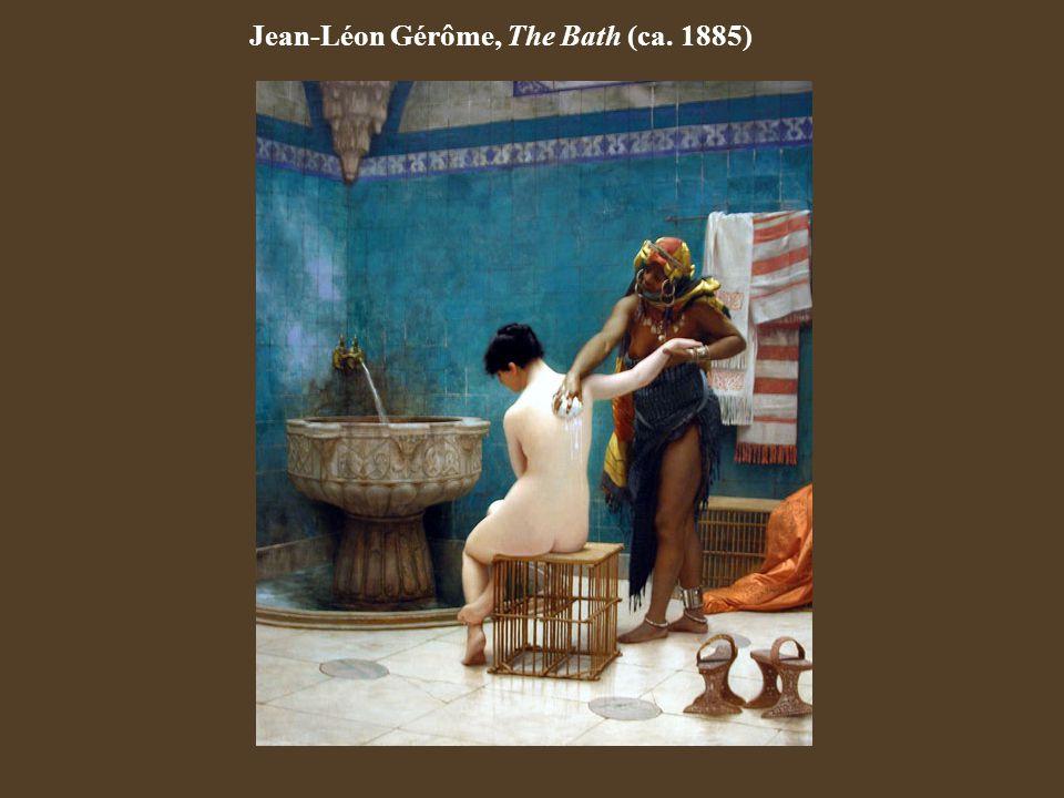 Jean-Léon Gérôme, The Bath (ca. 1885)