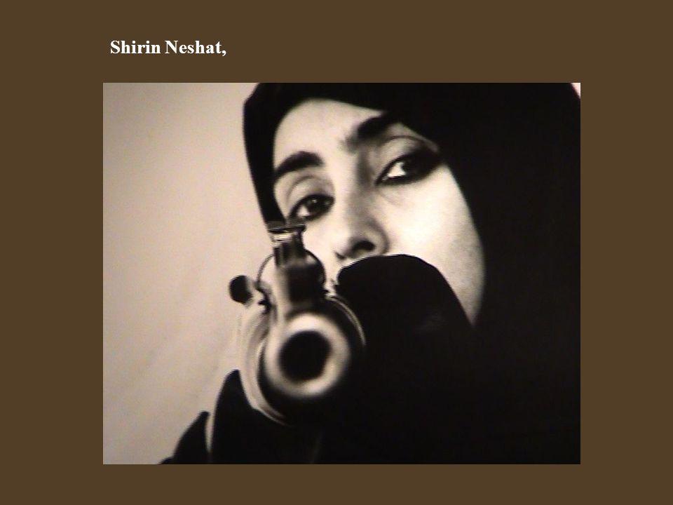 Shirin Neshat,