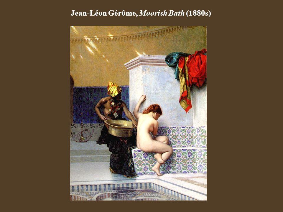 Jean-Léon Gérôme, Moorish Bath (1880s)