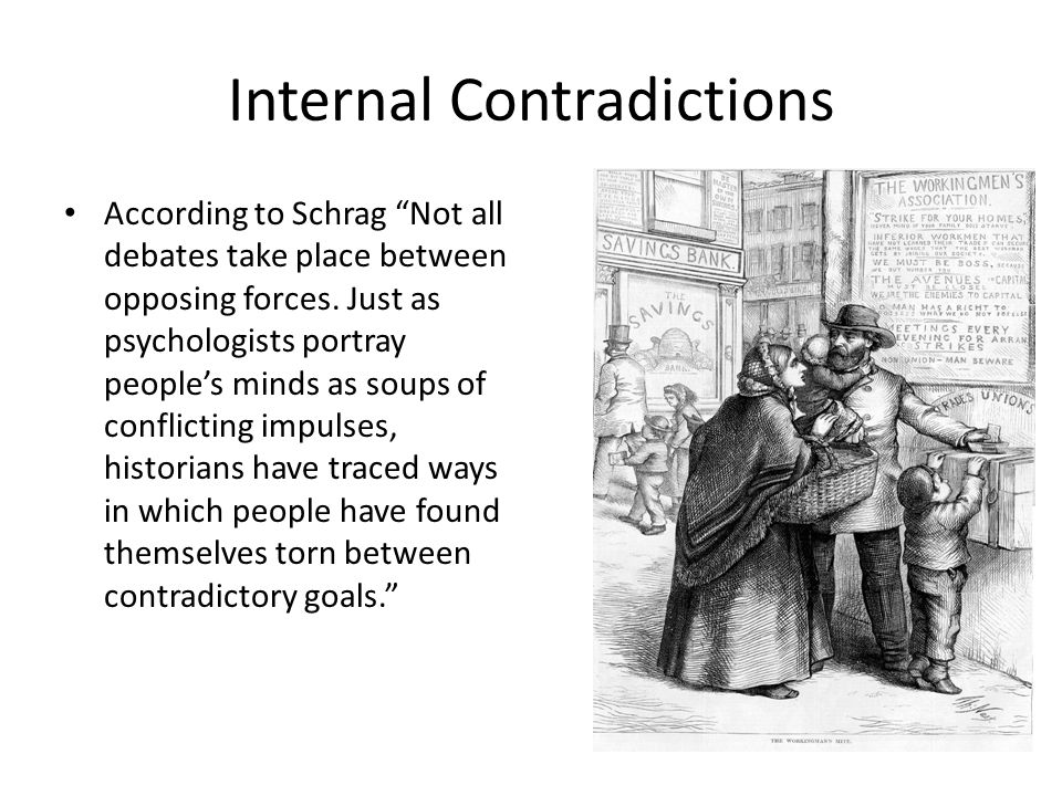 Internal Contradictions