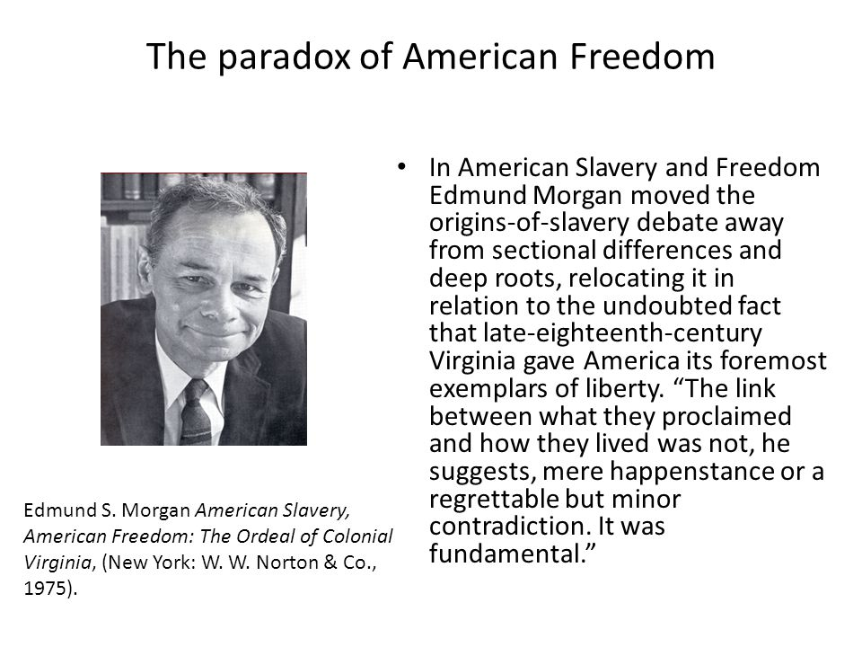 slavery in addition to escape typically the u . s citizens paradox analysis