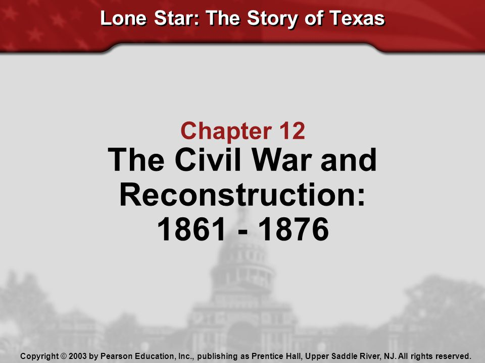 Lone Star: The Story of Texas