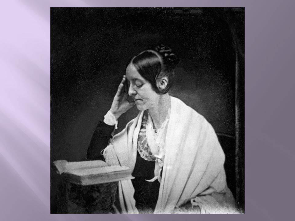 Ch. 12, Image 23 Portrait of feminist Margaret Fuller (1810–1850) from an undated daguerreotype. Give Me Liberty!: An American History, 2nd Edition.