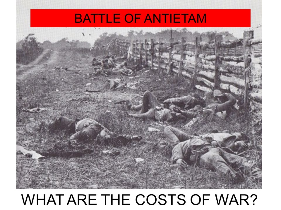 WHAT ARE THE COSTS OF WAR