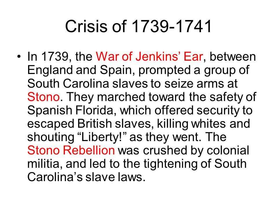 Crisis of 1739-1741