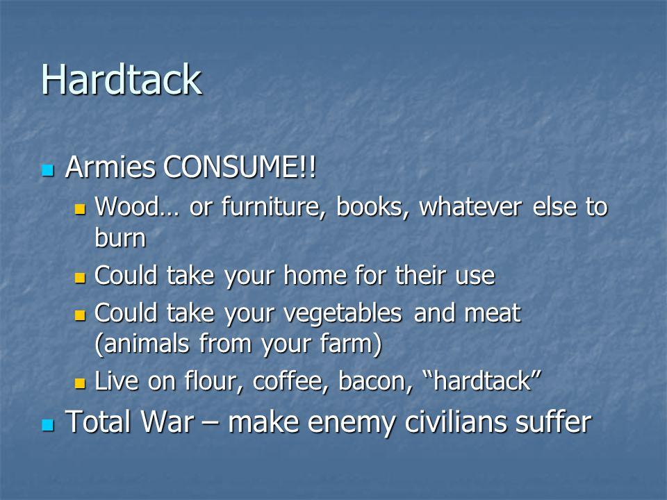 Hardtack Armies CONSUME!! Total War – make enemy civilians suffer