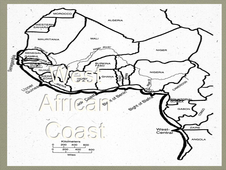 West African Coast