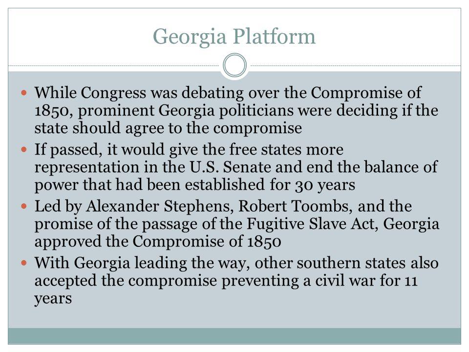 Georgia Platform