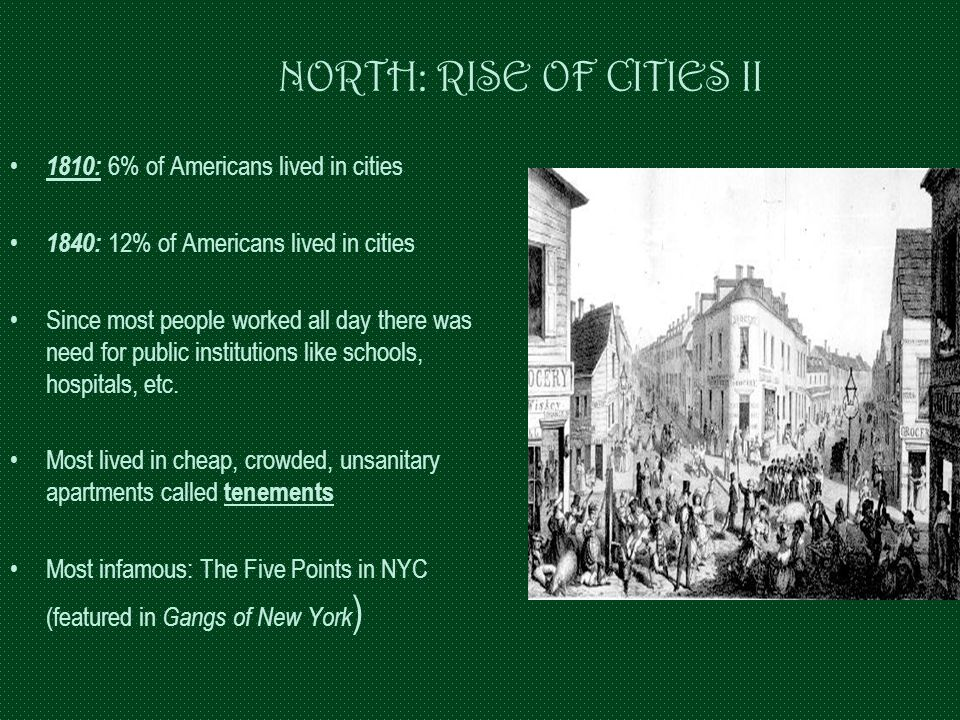 NORTH: RISE OF CITIES II