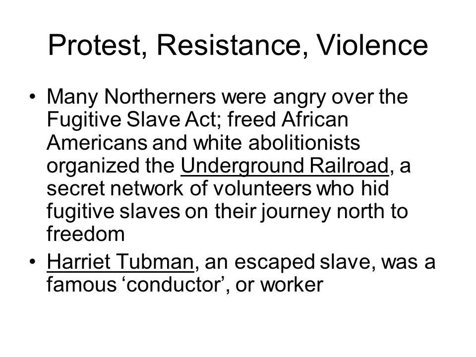 Protest, Resistance, Violence
