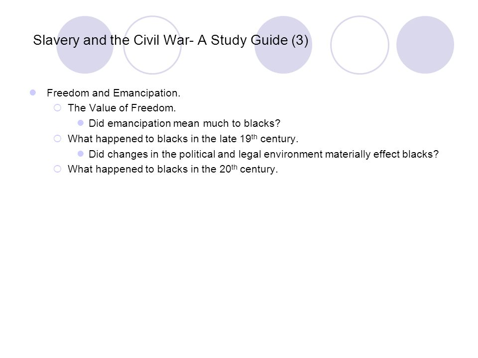 Slavery and the Civil War- A Study Guide (3)