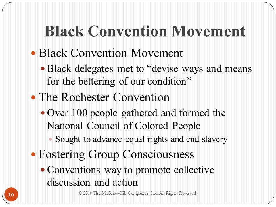 Black Convention Movement
