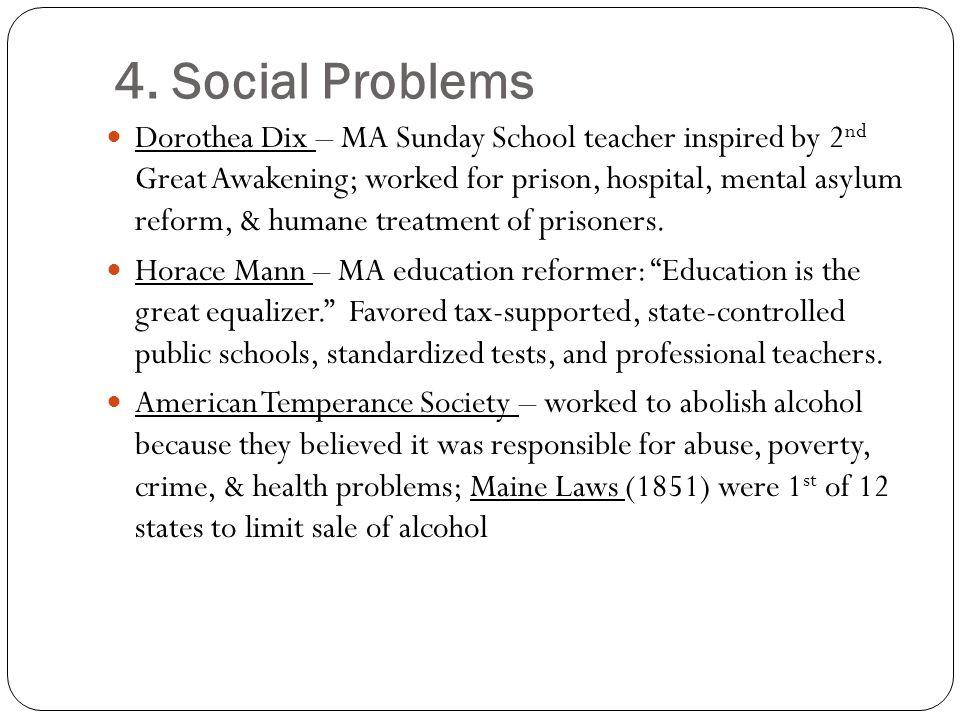 4. Social Problems