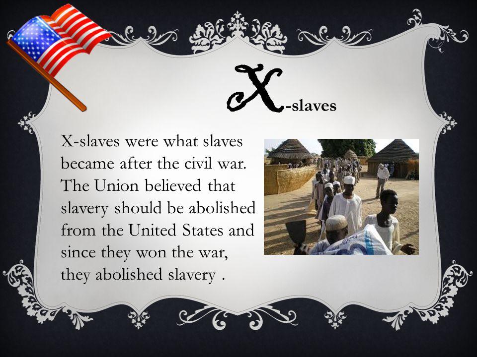 X-slaves