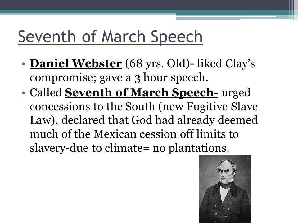 Seventh of March Speech