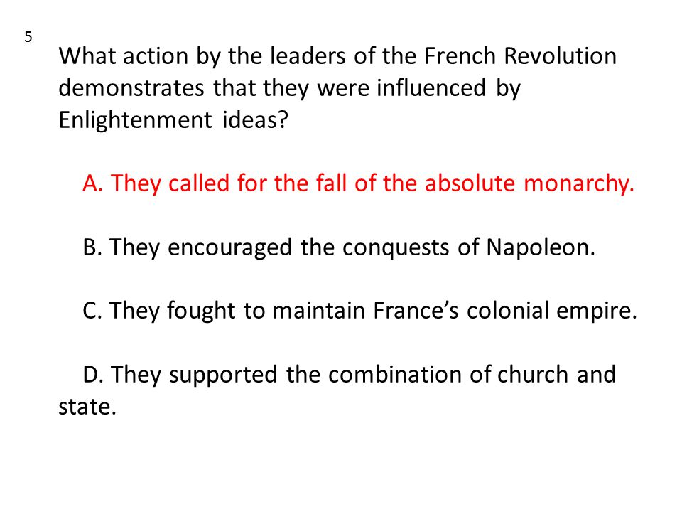 A. They called for the fall of the absolute monarchy.