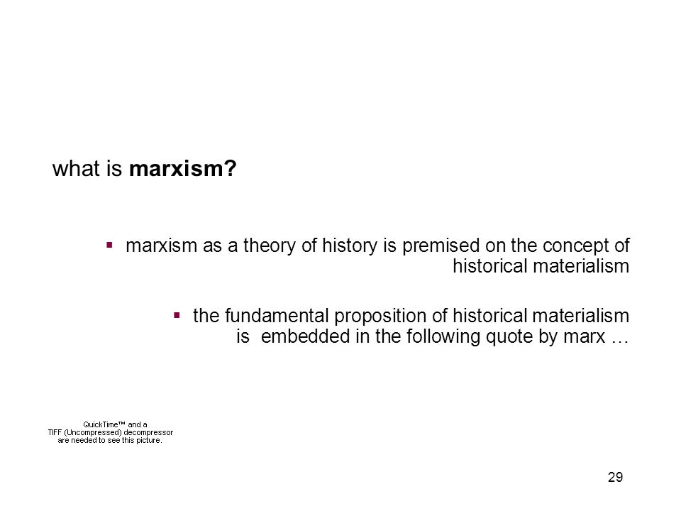 introduction to marxism marxism foreign policy