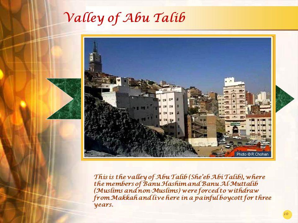 Valley of Abu Talib