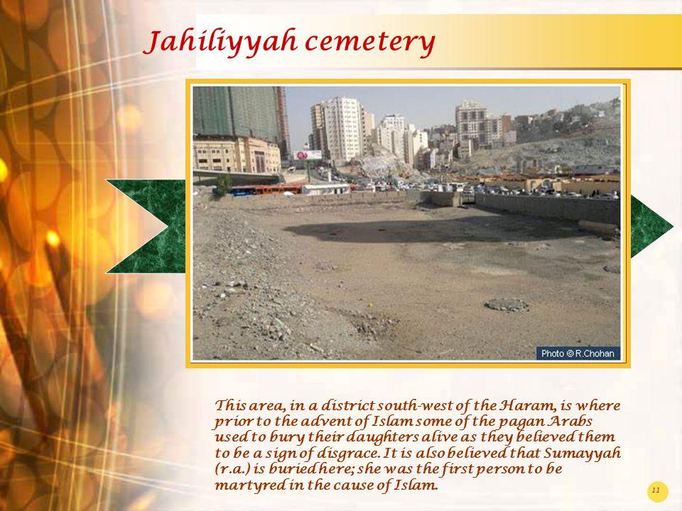 Jahiliyyah cemetery
