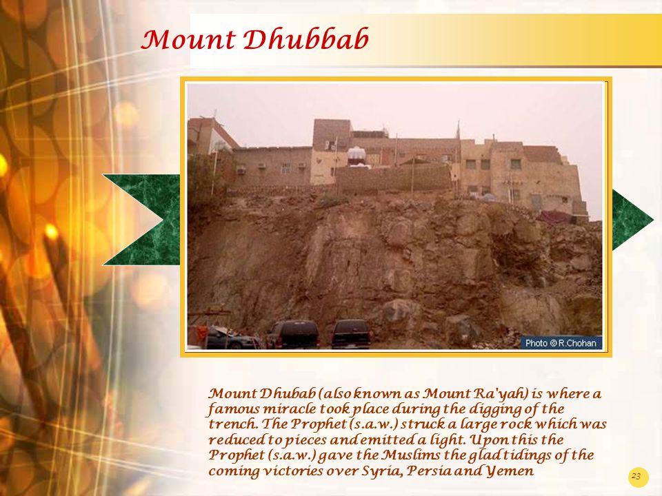 Mount Dhubbab