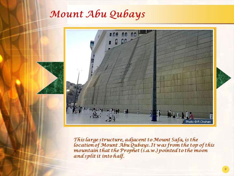 Mount Abu Qubays