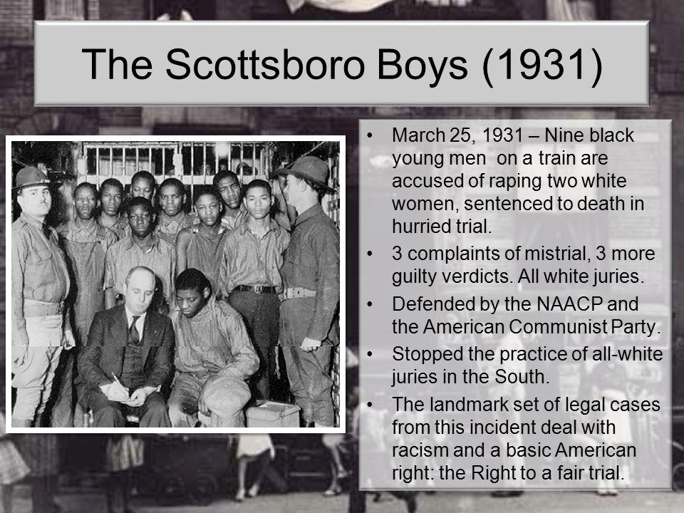 The Scottsboro Boys (1931)